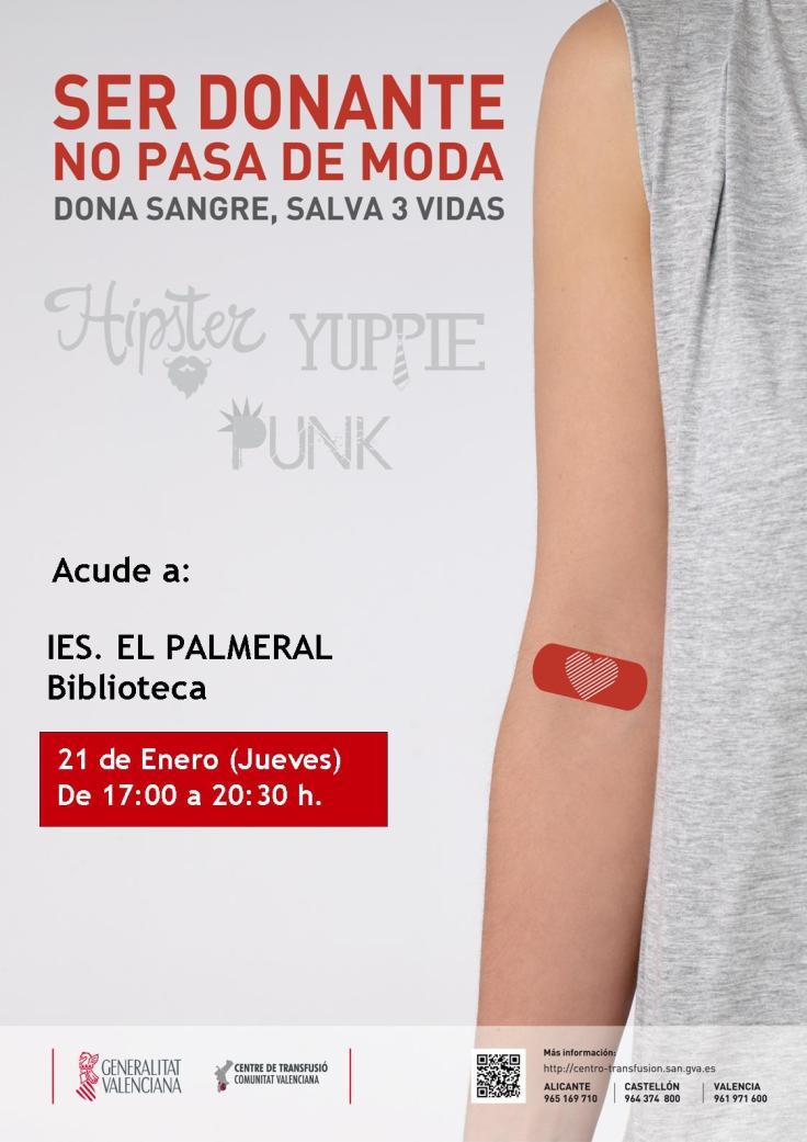 ORIHUELA IES EL PALMERAL 21.01.16